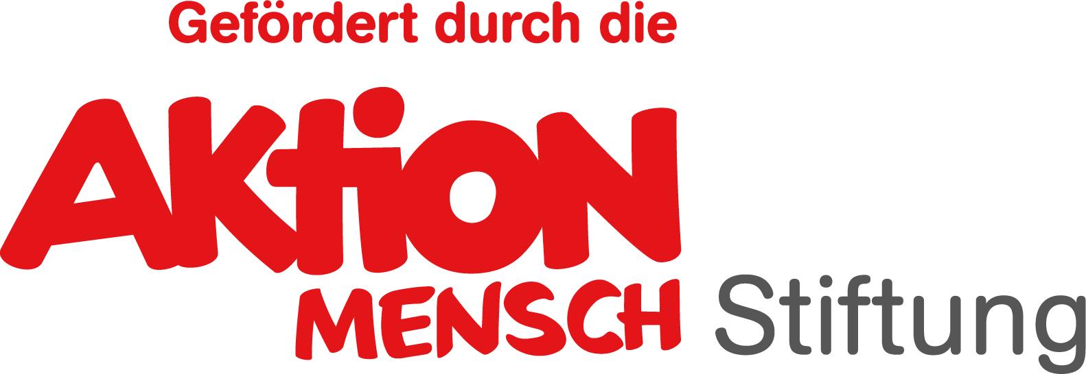 Logo der Aktion Mensch Stiftung